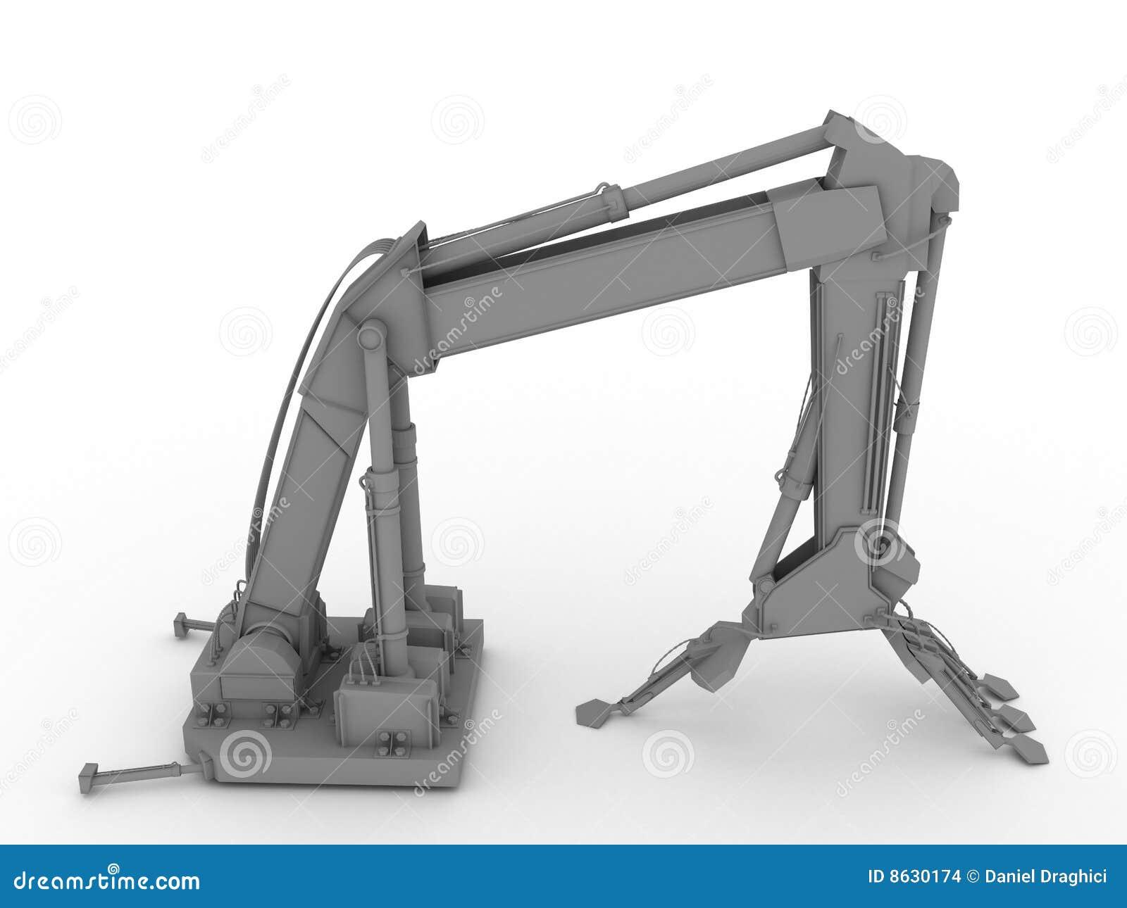 Concept hand mechanic