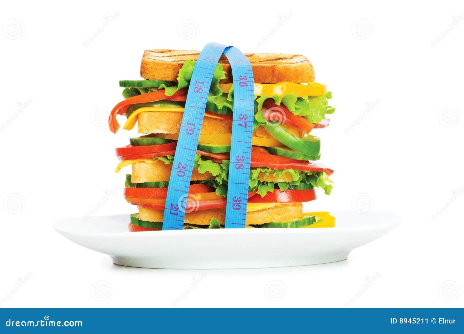 Concept of healthy food