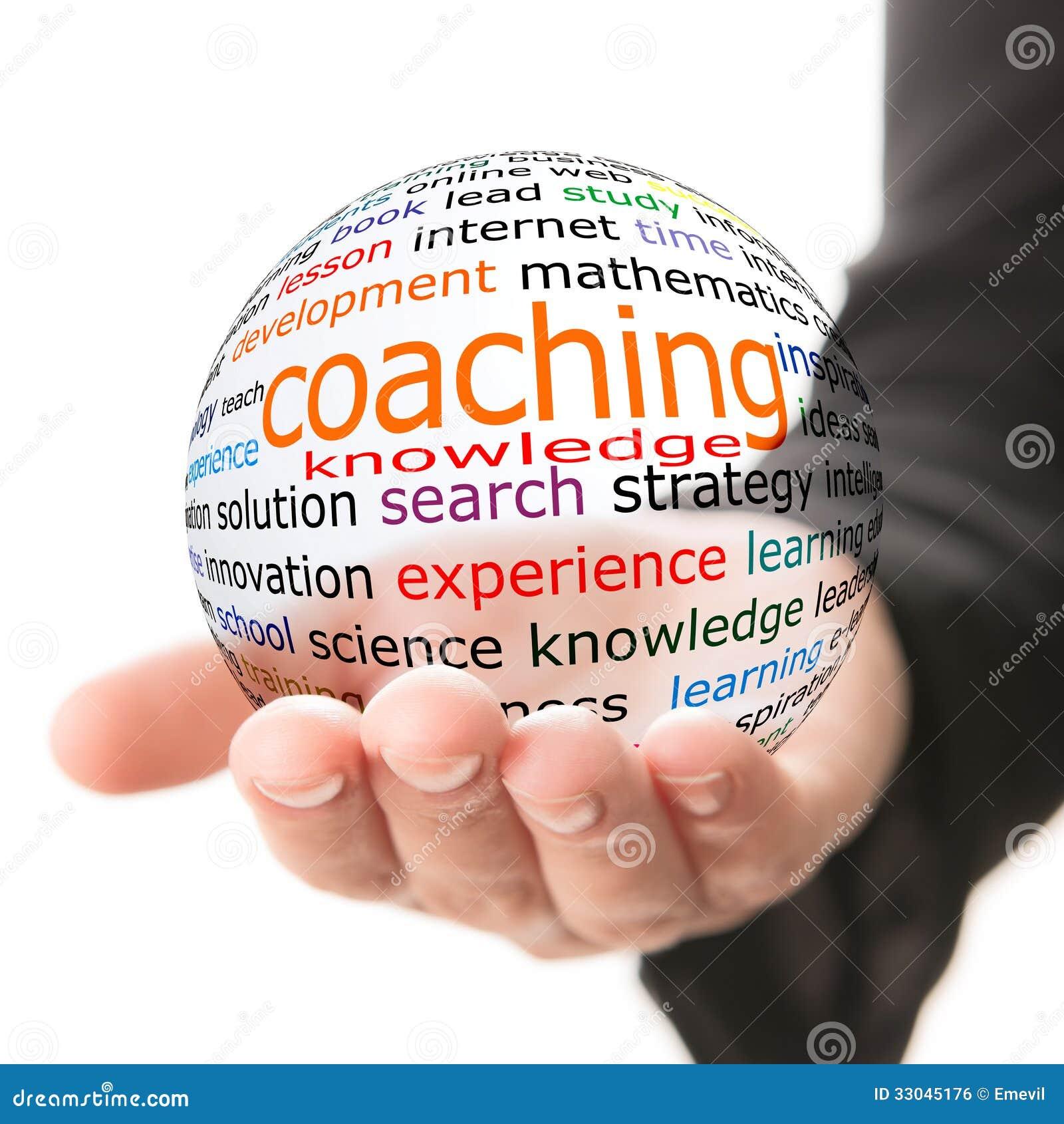 Concept het trainen in het leren