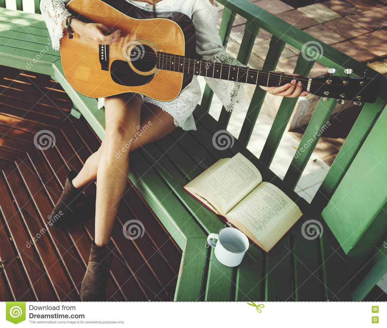 relaxation guitare