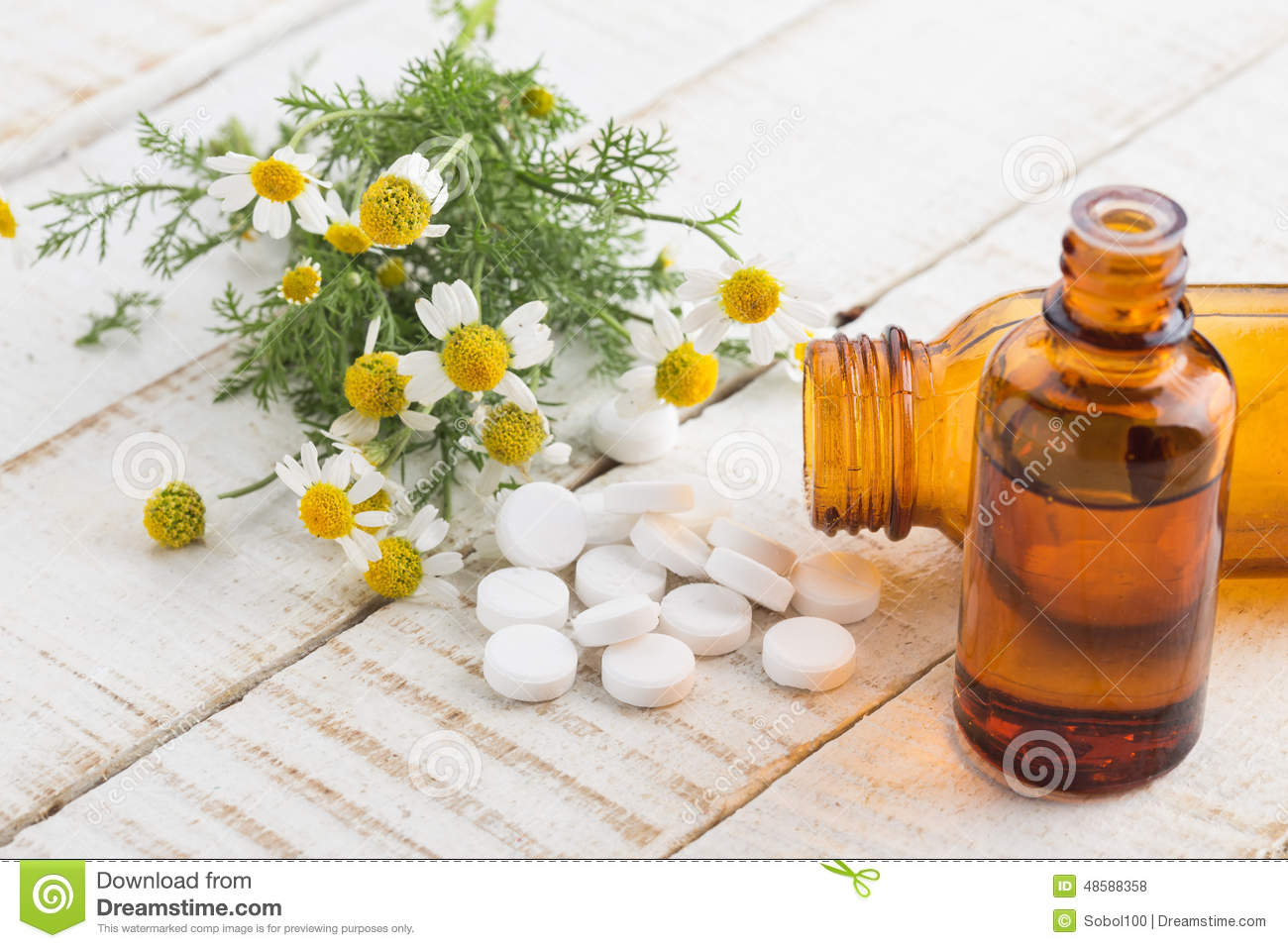 How To Make Natural Chamomile Oil