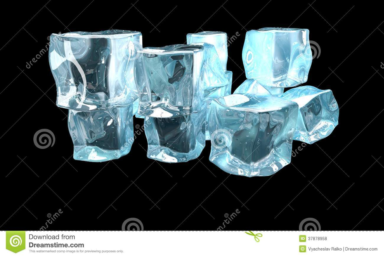 Concept of ice