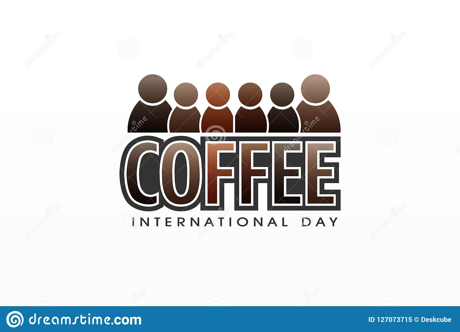 29abe84c9d15 Concept for an international coffee day