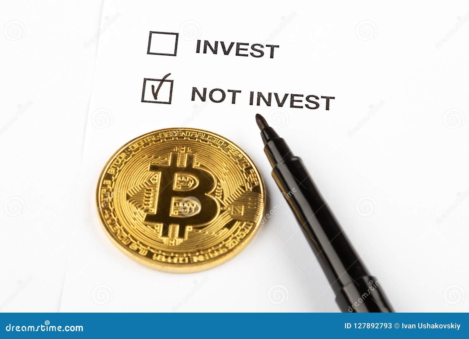 invest money on bitcoin