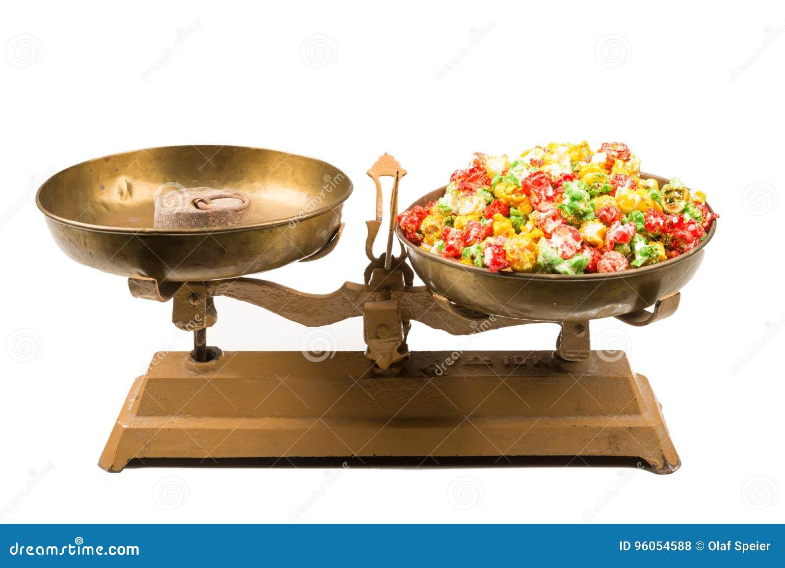 Concept malsain de nourriture