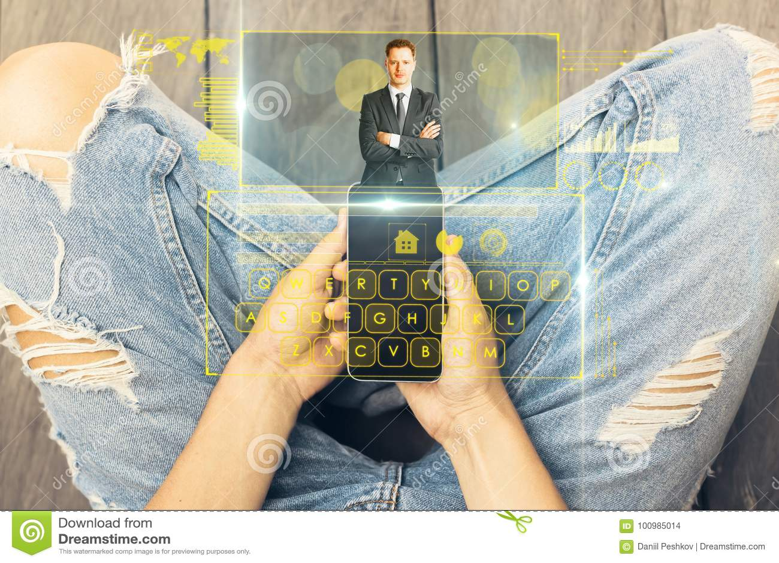 Concept mededeling, netwerk en financiën
