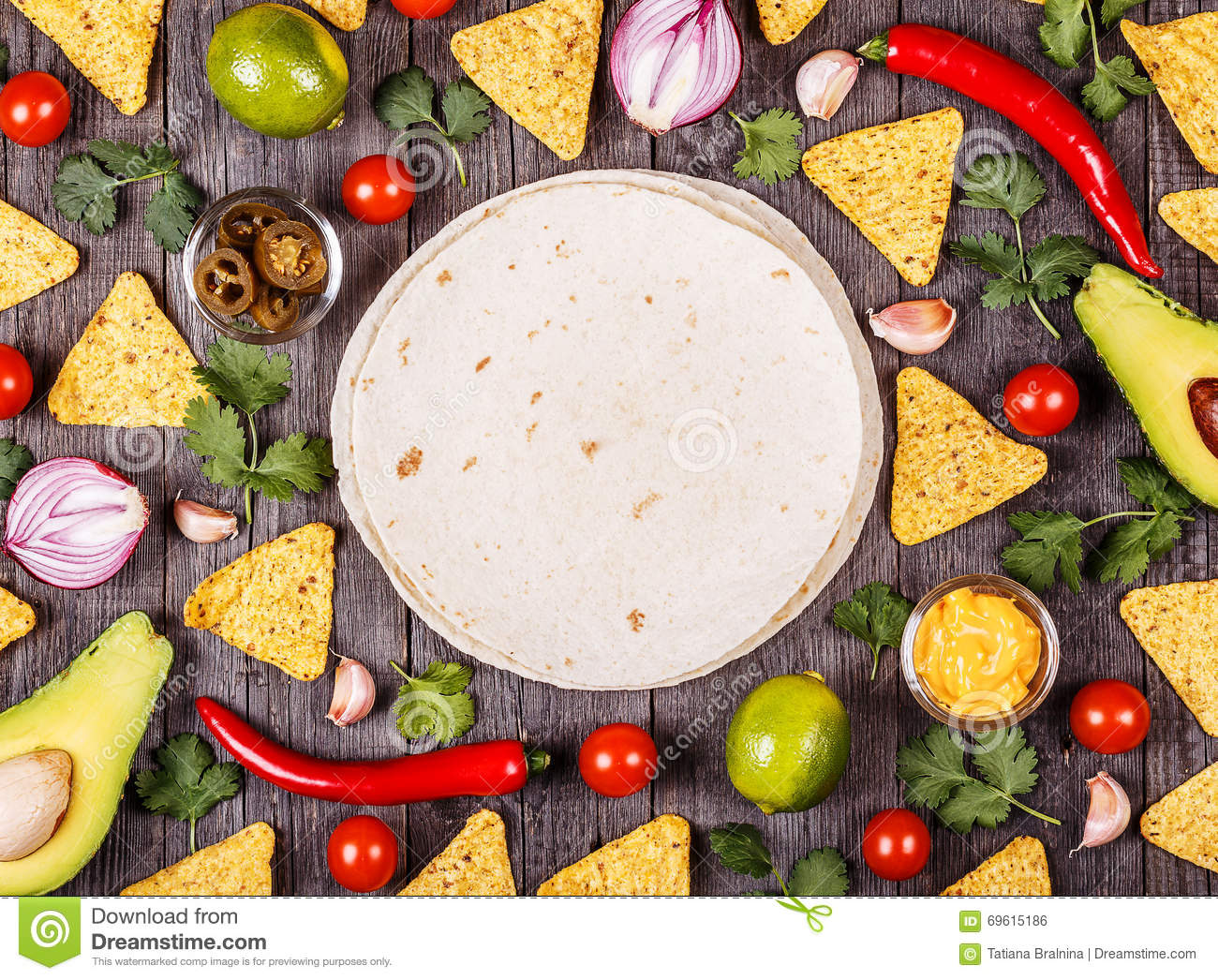 3d desktop wallpaper mexican food - photo #49