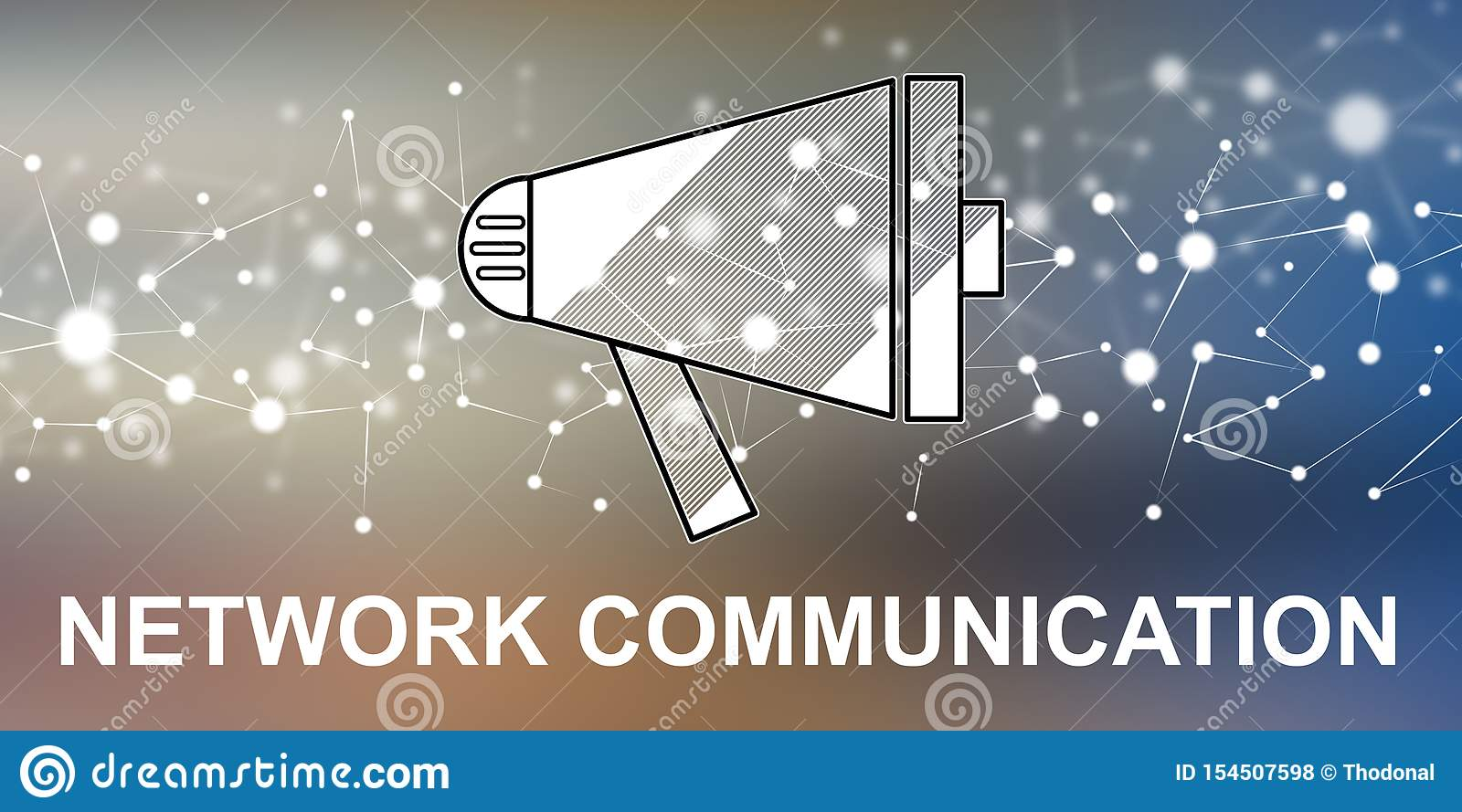 Concept of network communication
