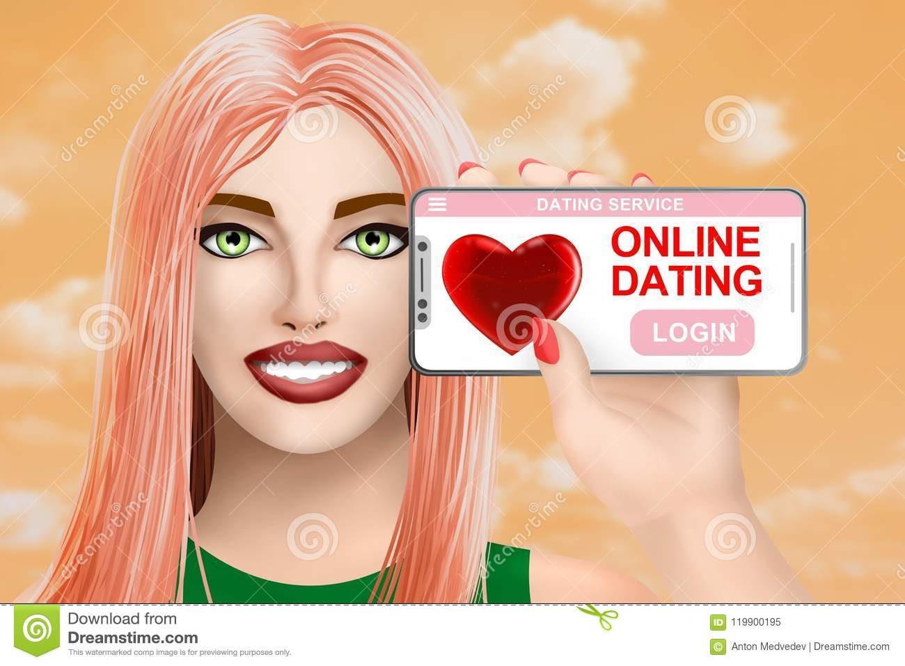 Online dating bagus