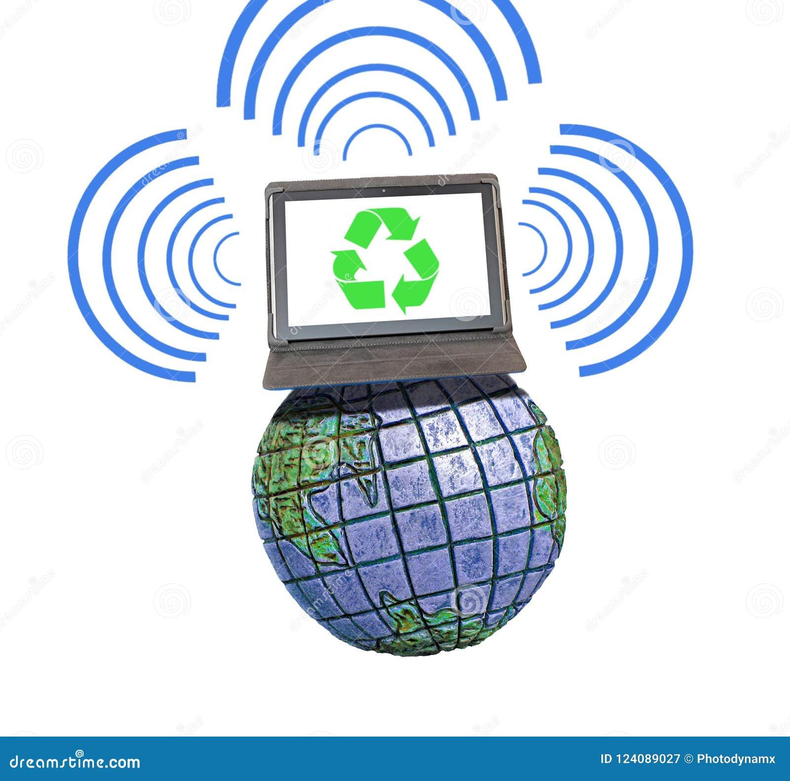 Global international communications network comms