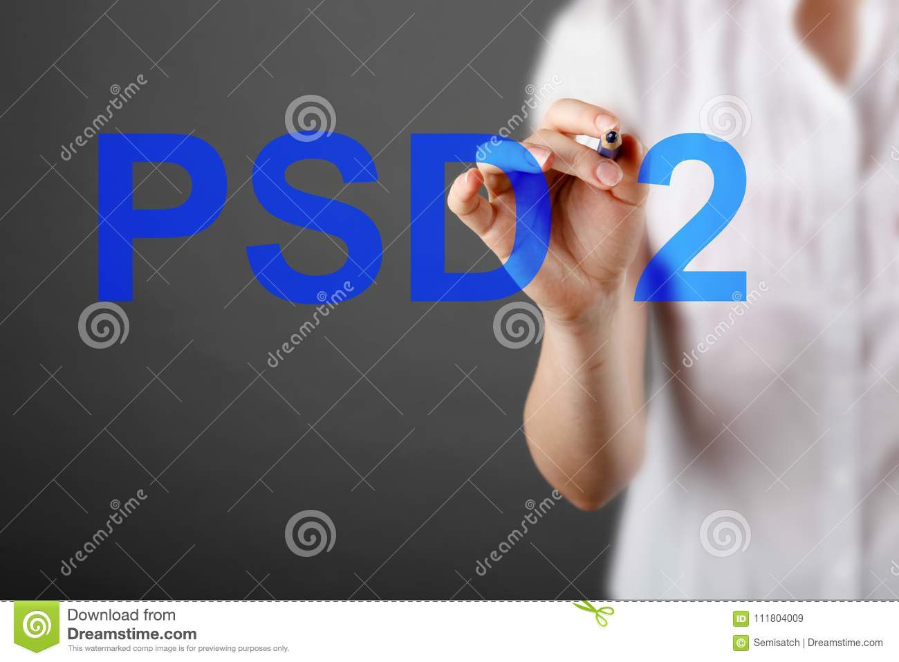 Concept of PSD2 - Payment services directive