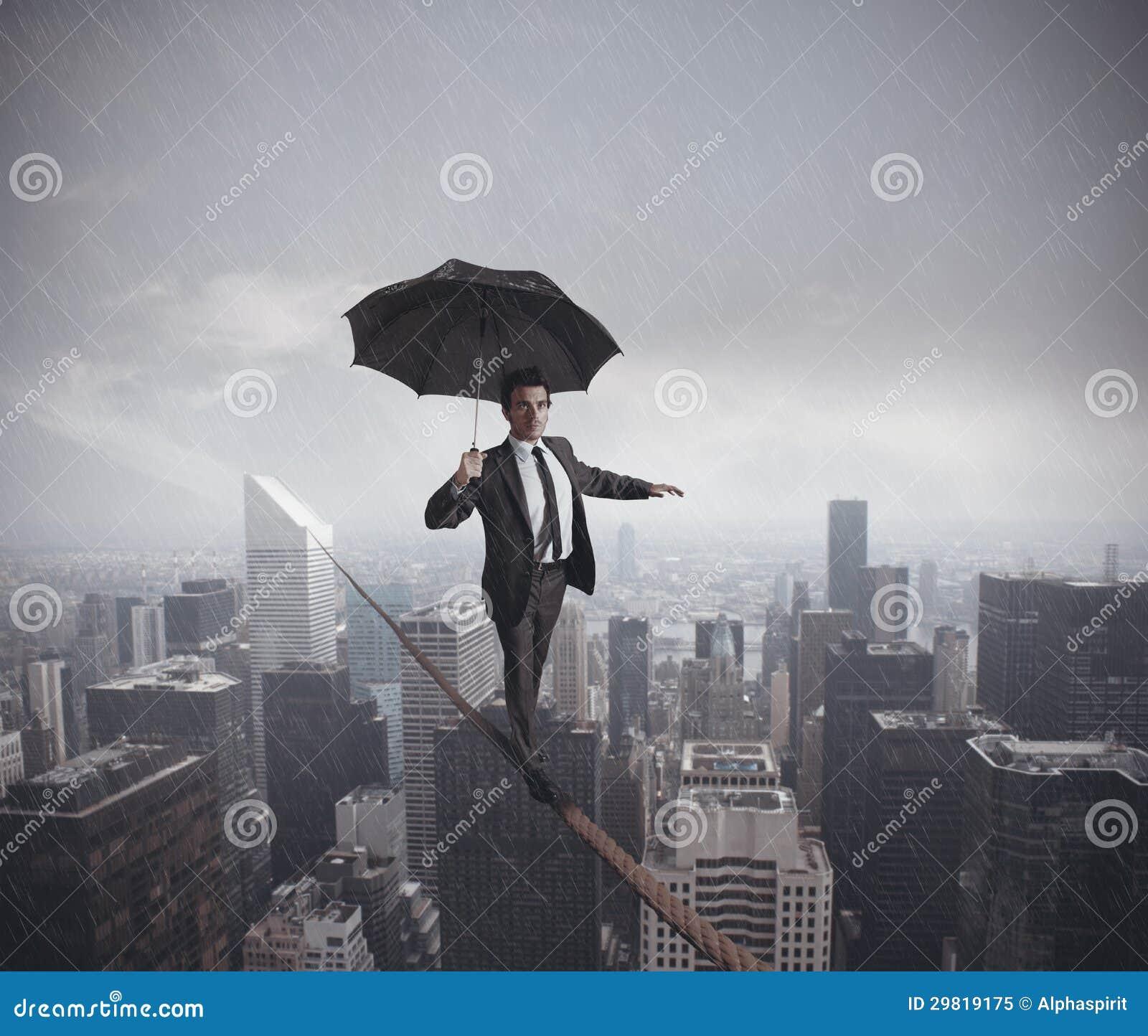 Risico s en uitdagingen van bedrijfsleven