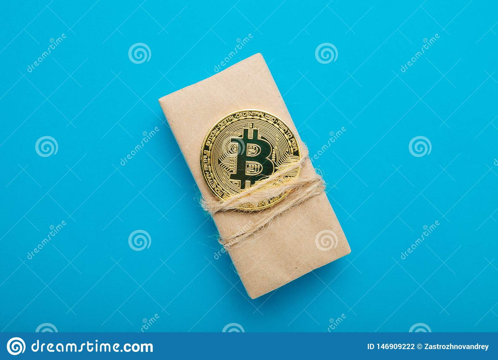 The concept of the sale of goods for crypto currency is bitcoin