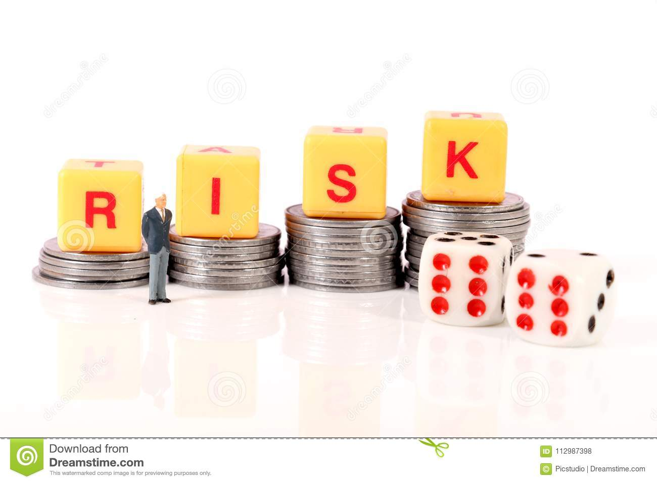 Money and risk