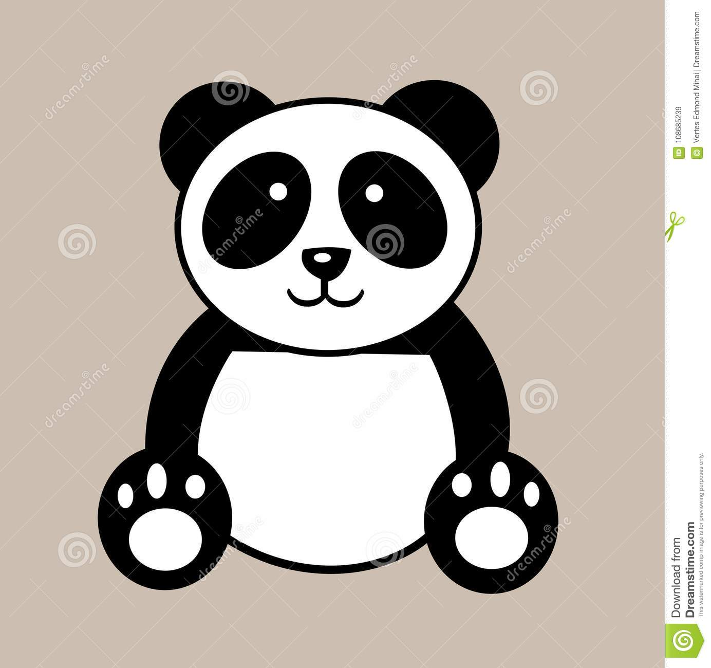 Dessin kawaii fille panda - Comment dessiner un elephant facilement ...