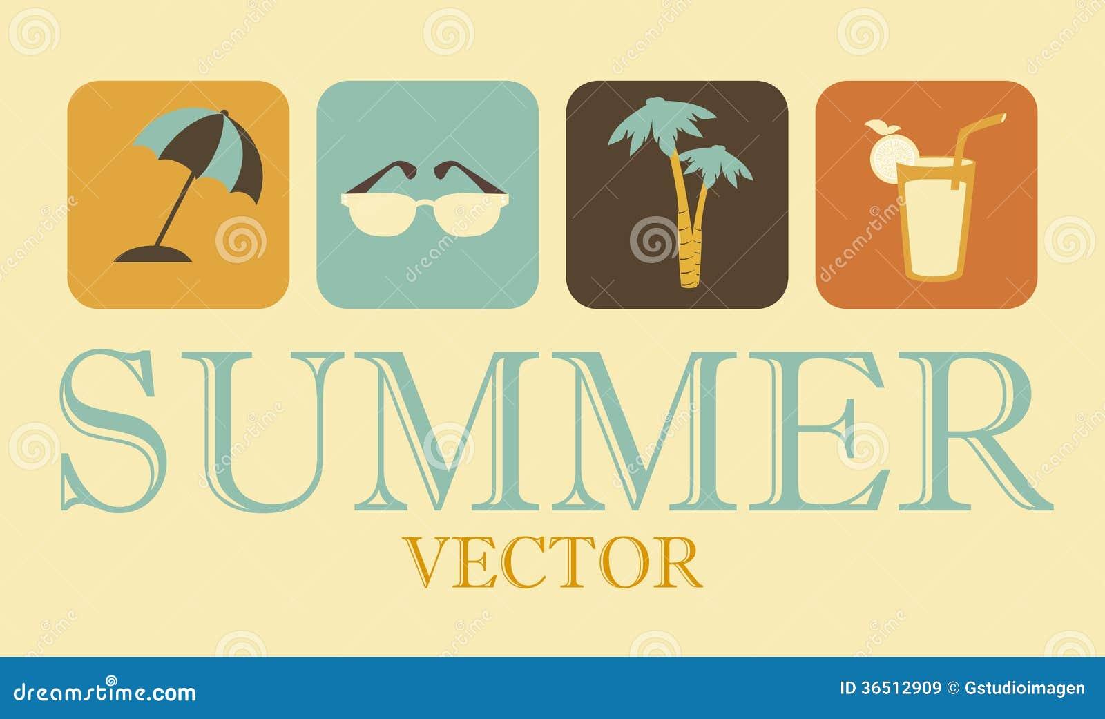 Conception d été