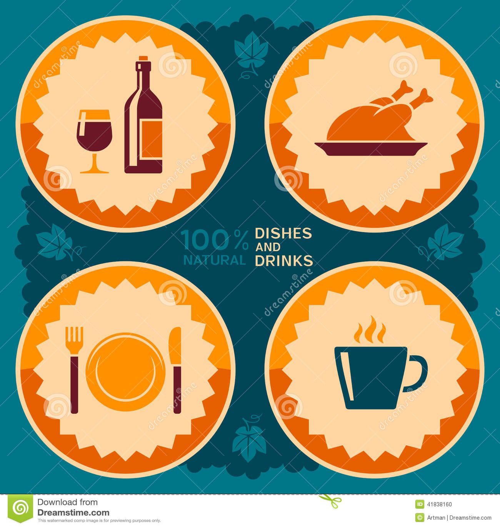 Modles pour sites de nourriture et de boissons