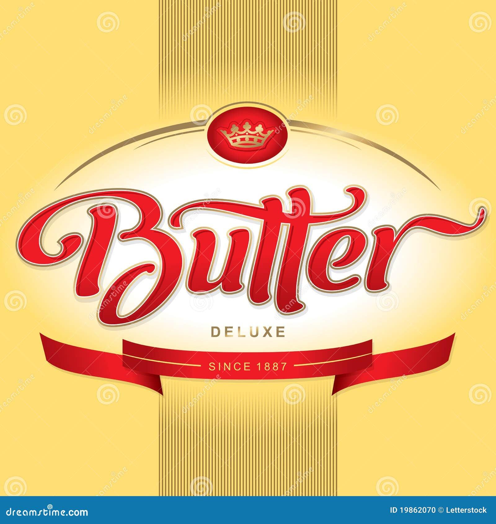 Conception d empaquetage de beurre ()