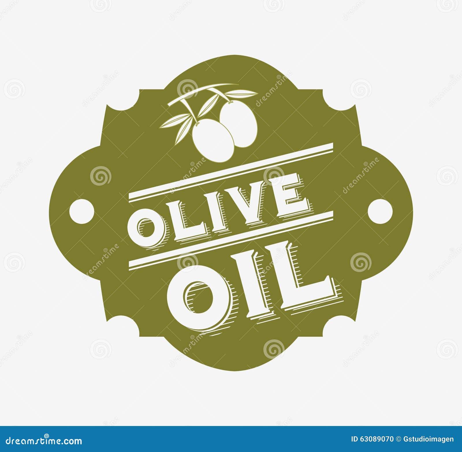 Download Conception d'huile d'olive illustration de vecteur. Illustration du végétarien - 63089070