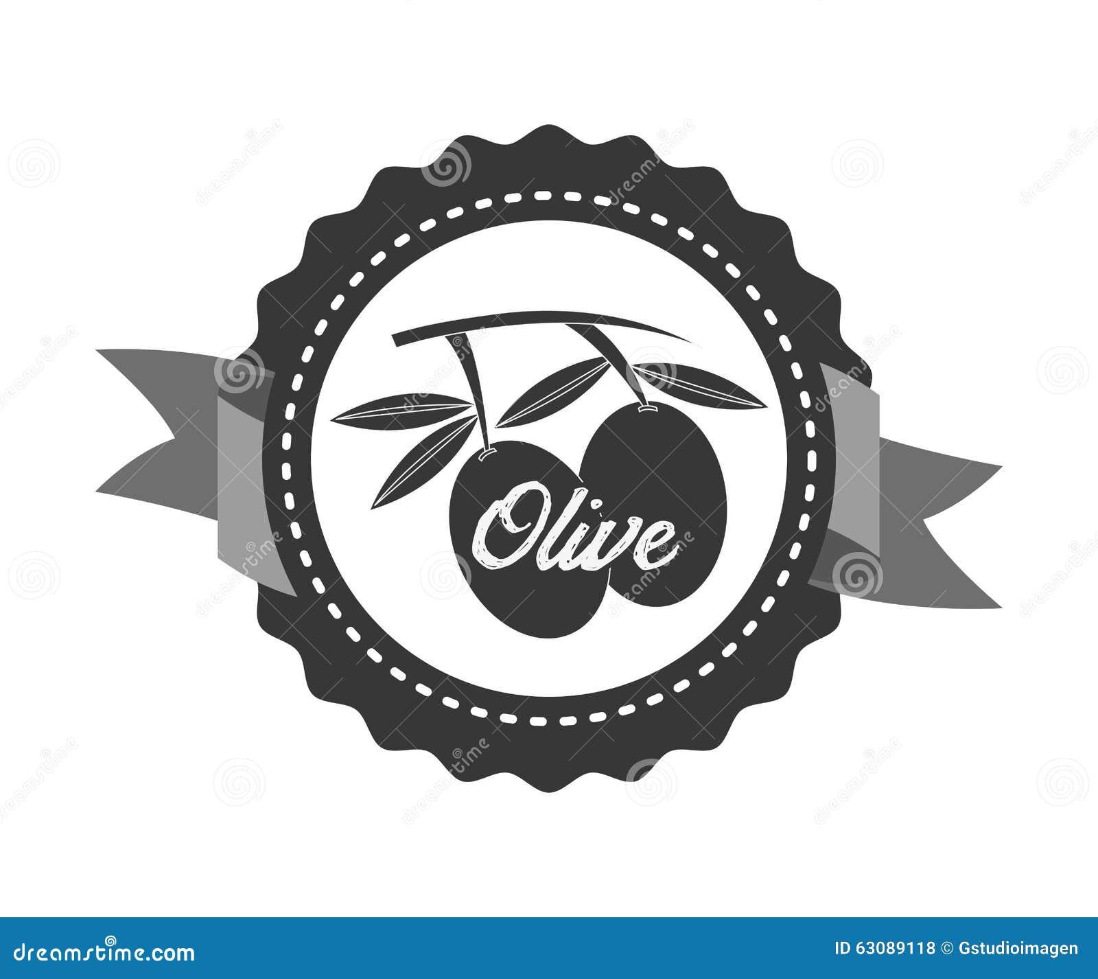 Download Conception d'huile d'olive illustration de vecteur. Illustration du frais - 63089118