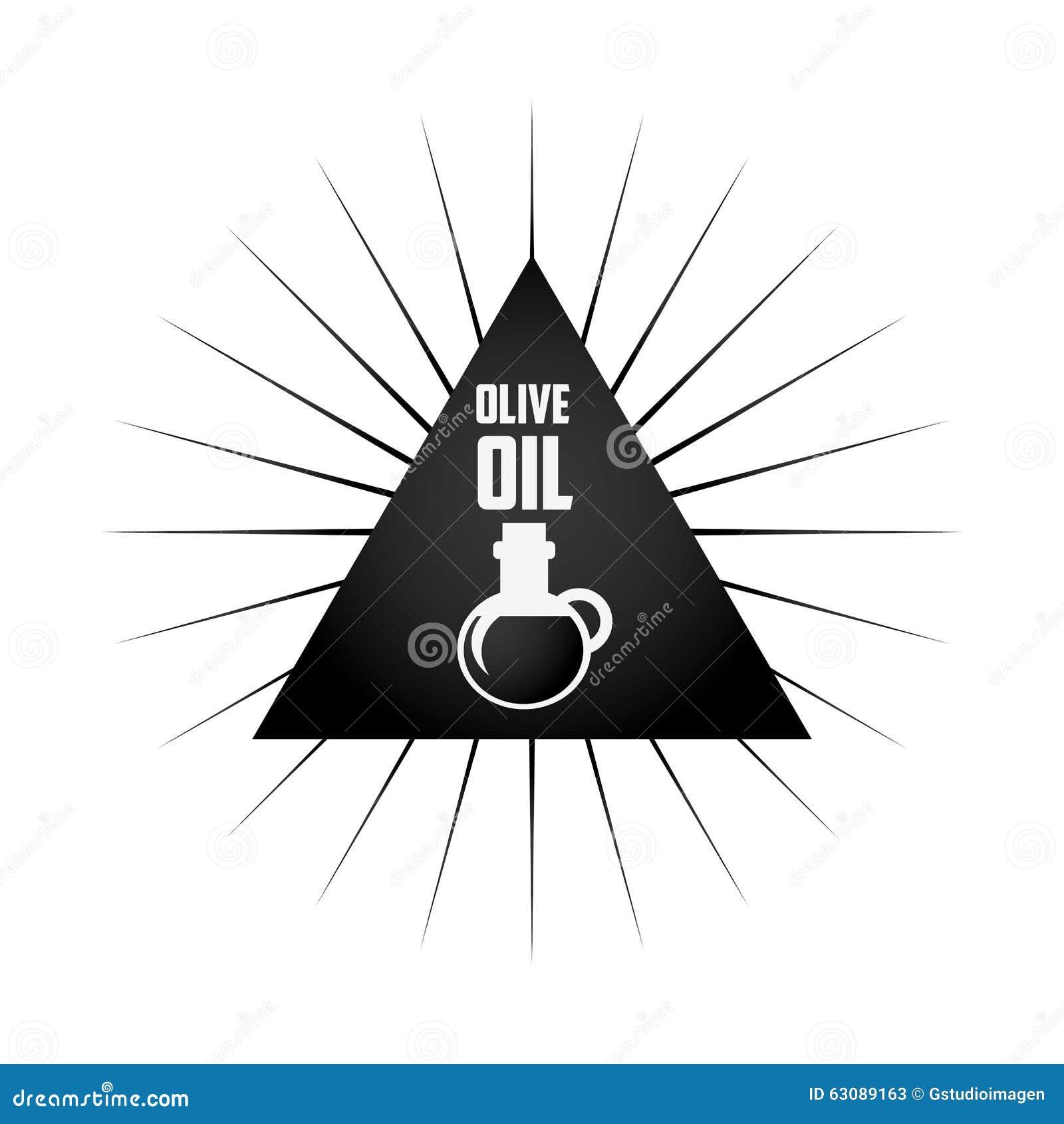 Download Conception d'huile d'olive illustration de vecteur. Illustration du centrale - 63089163
