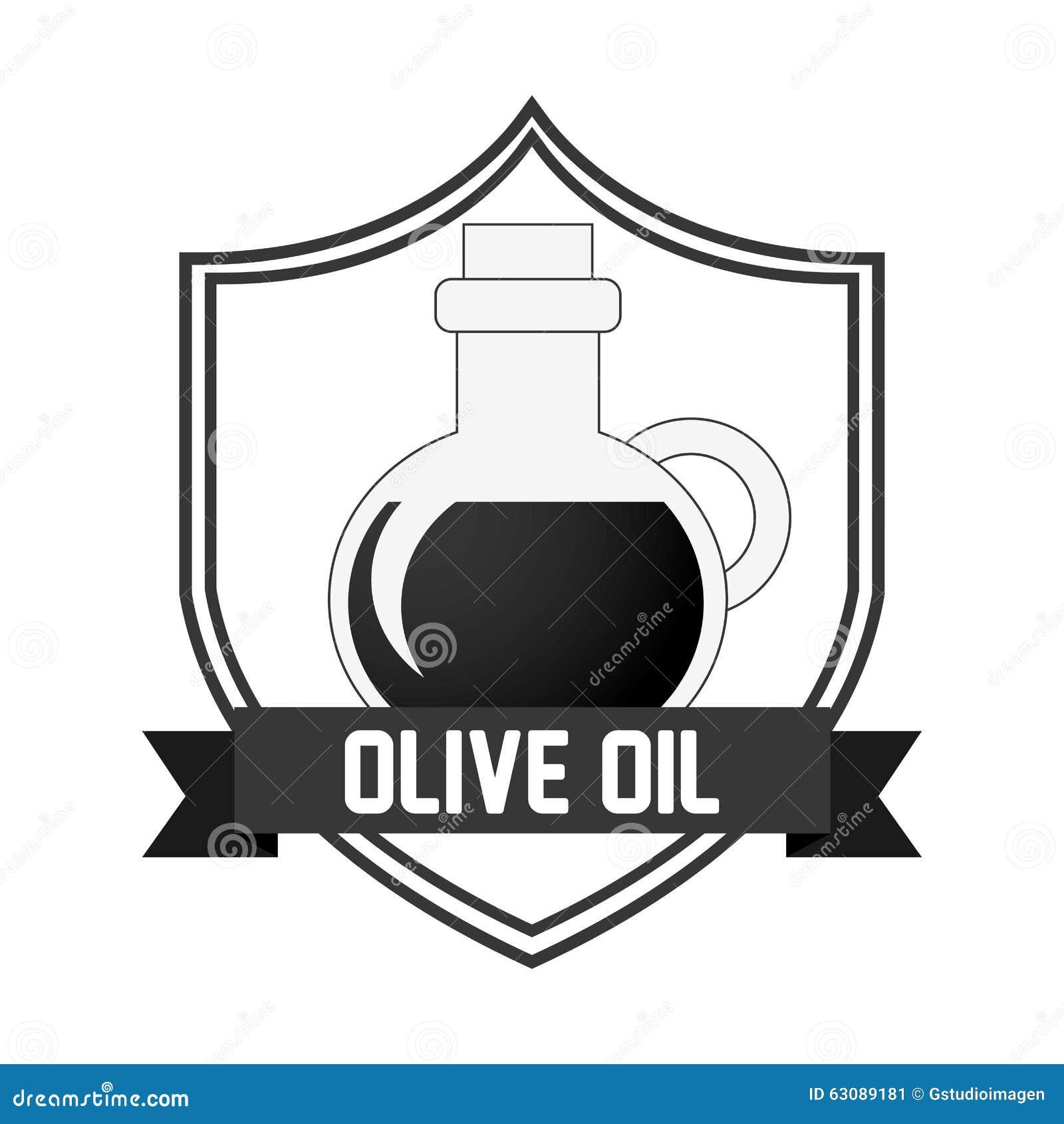 Download Conception d'huile d'olive illustration de vecteur. Illustration du vecteur - 63089181