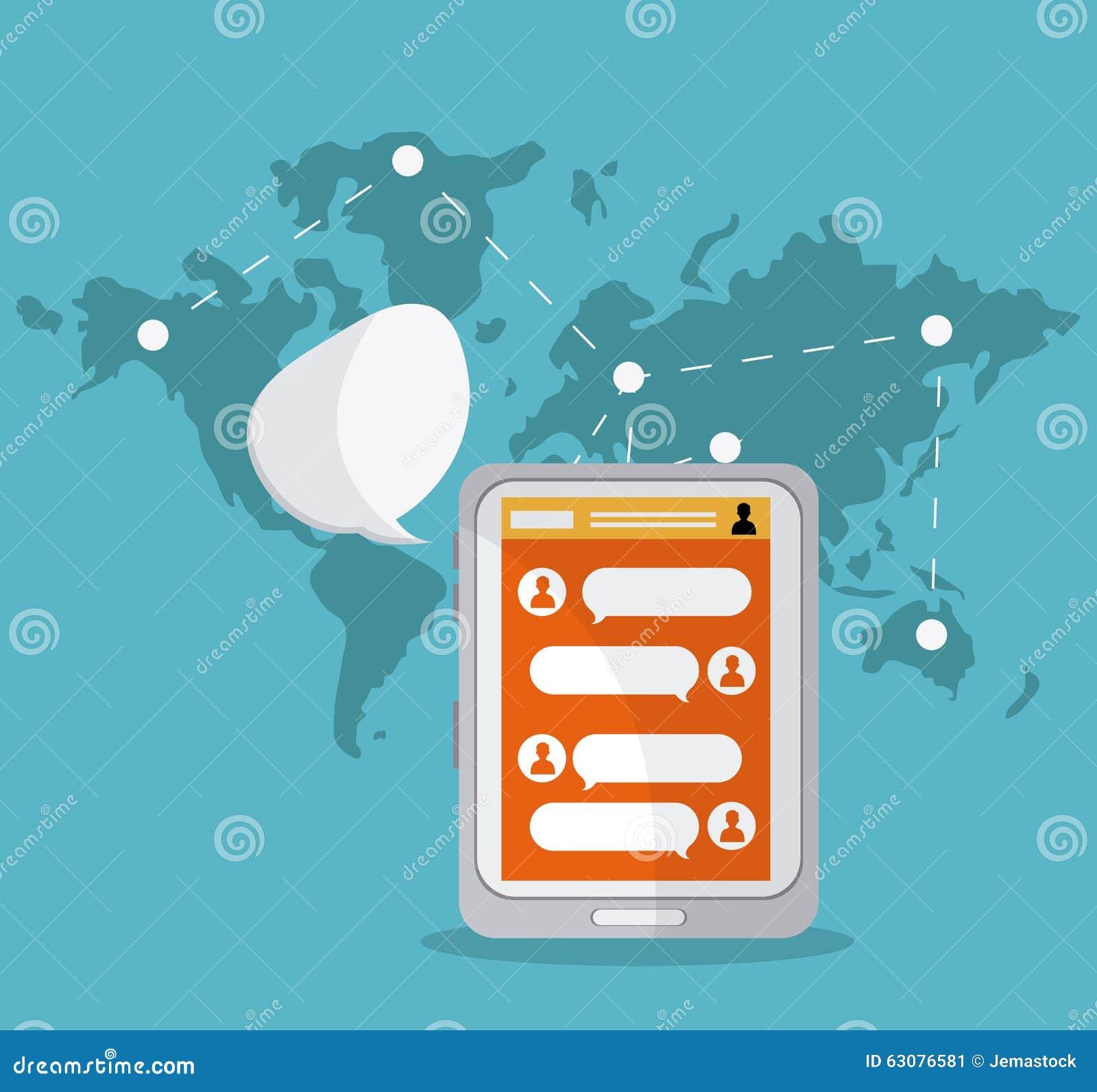Download Conception D'icônes De Communication Illustration de Vecteur - Illustration du transmissions, support: 63076581