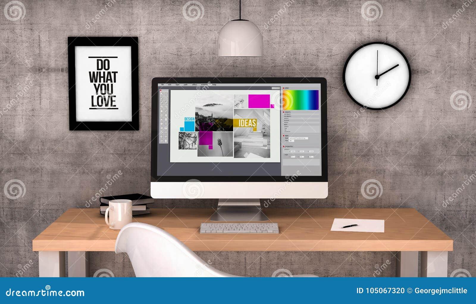 Amac infographie pour des bureau