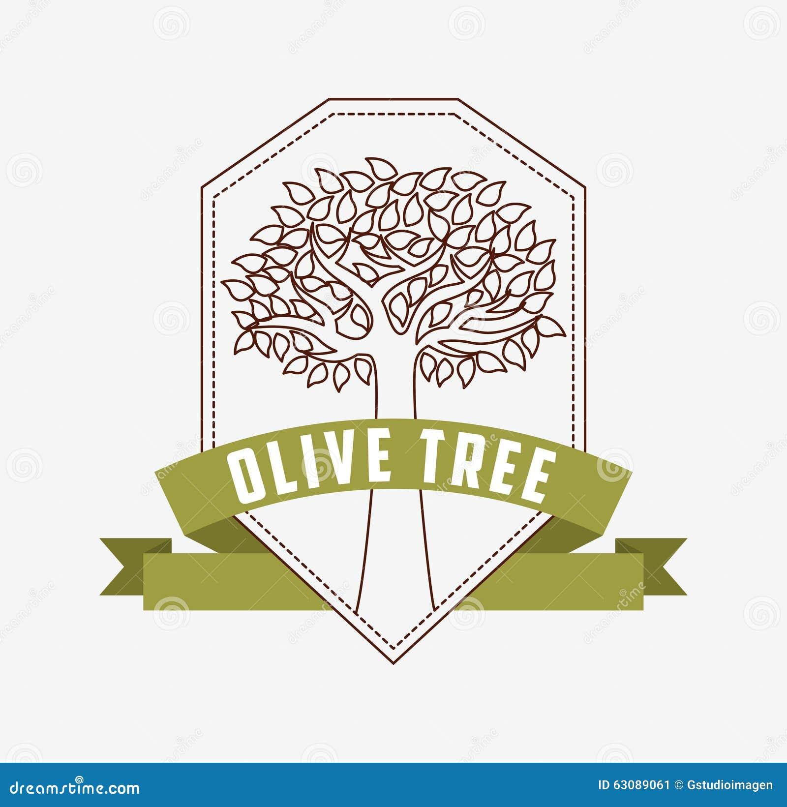 Download Conception d'olivier illustration de vecteur. Illustration du lame - 63089061