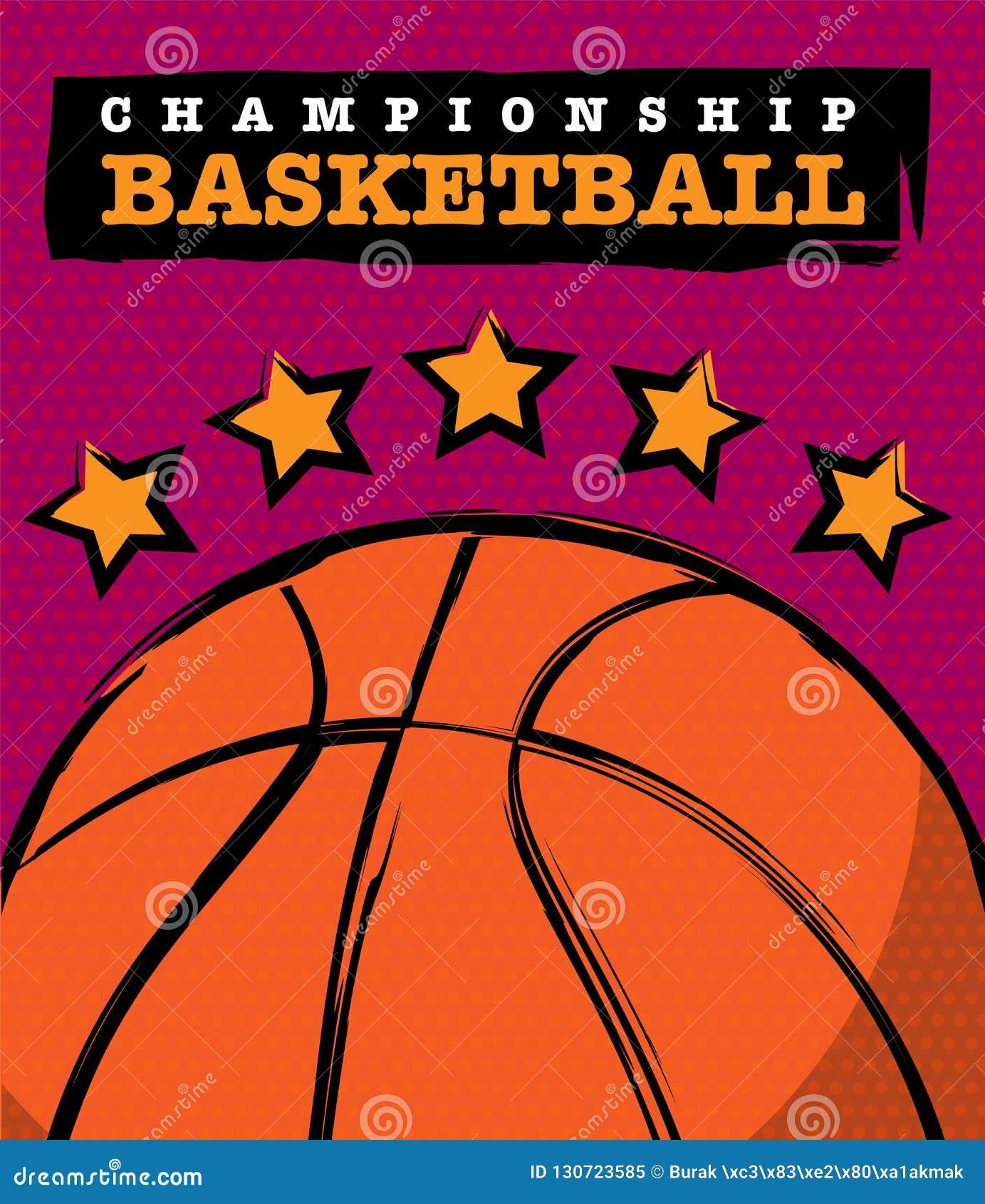 Conception de championnat de basket-ball