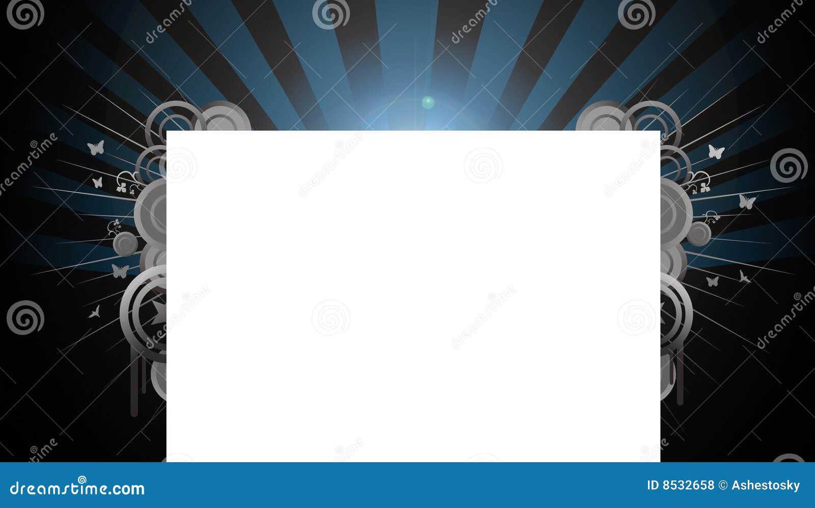 Conception de fond de site web de faisceaux illustration for Site web de houseoftheweek