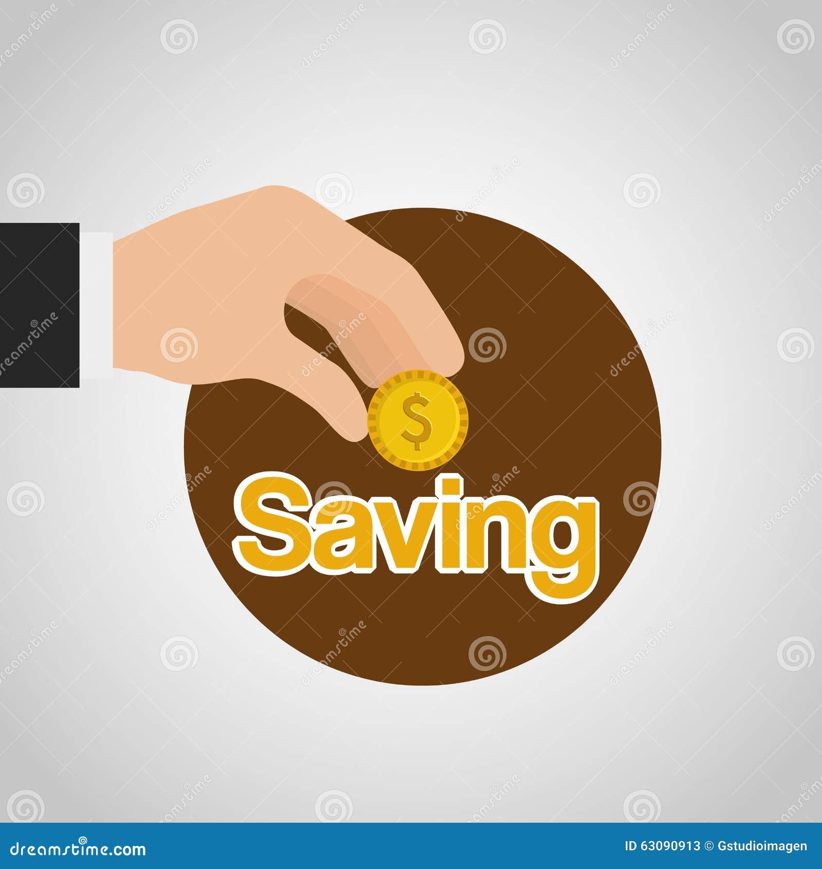 Download Conception De L'avant-projet D'argent Illustration de Vecteur - Illustration du banking, conception: 63090913