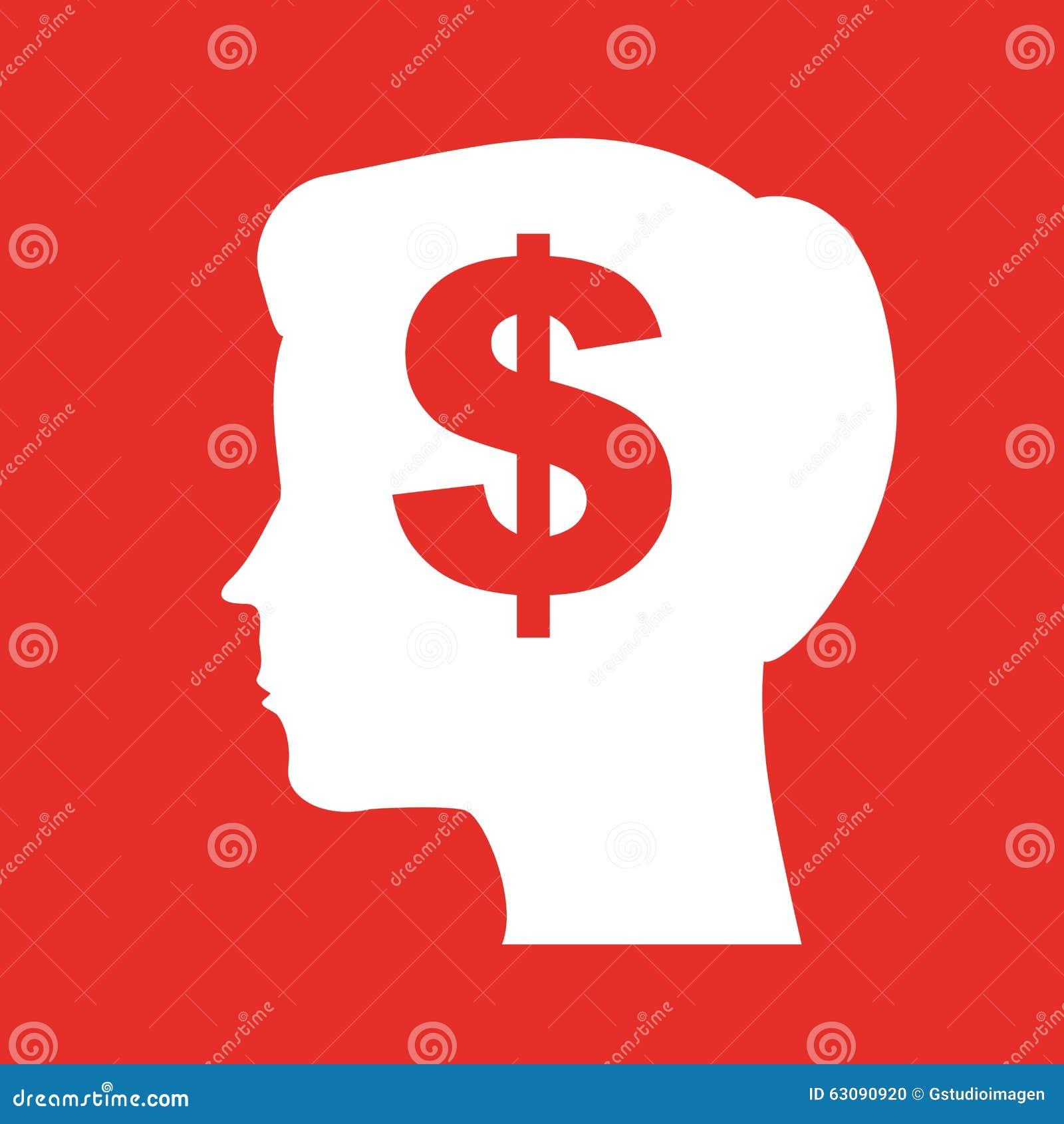 Download Conception De L'avant-projet D'argent Illustration de Vecteur - Illustration du bénéfice, dollar: 63090920