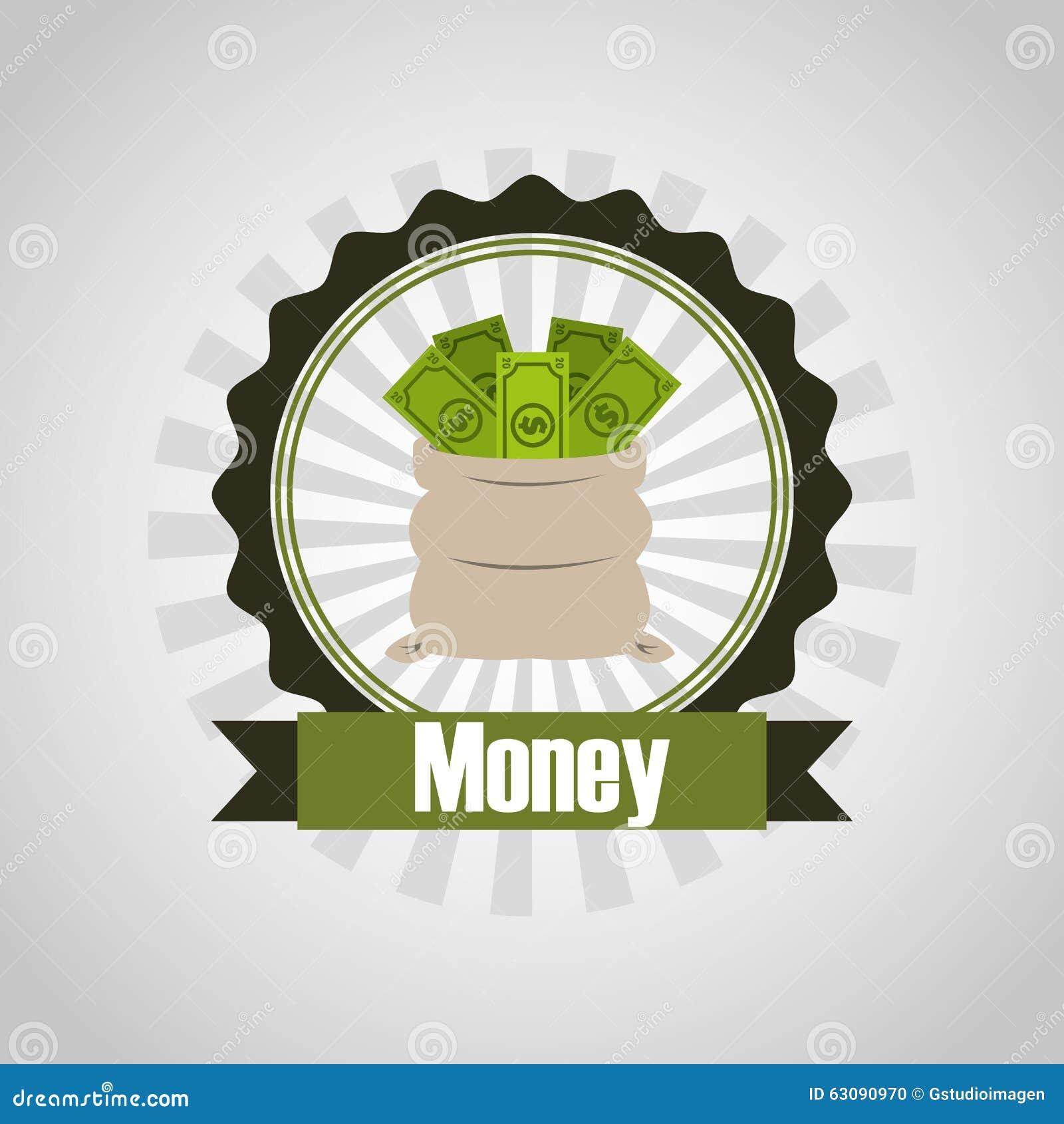 Download Conception De L'avant-projet D'argent Illustration de Vecteur - Illustration du dollar, produits: 63090970