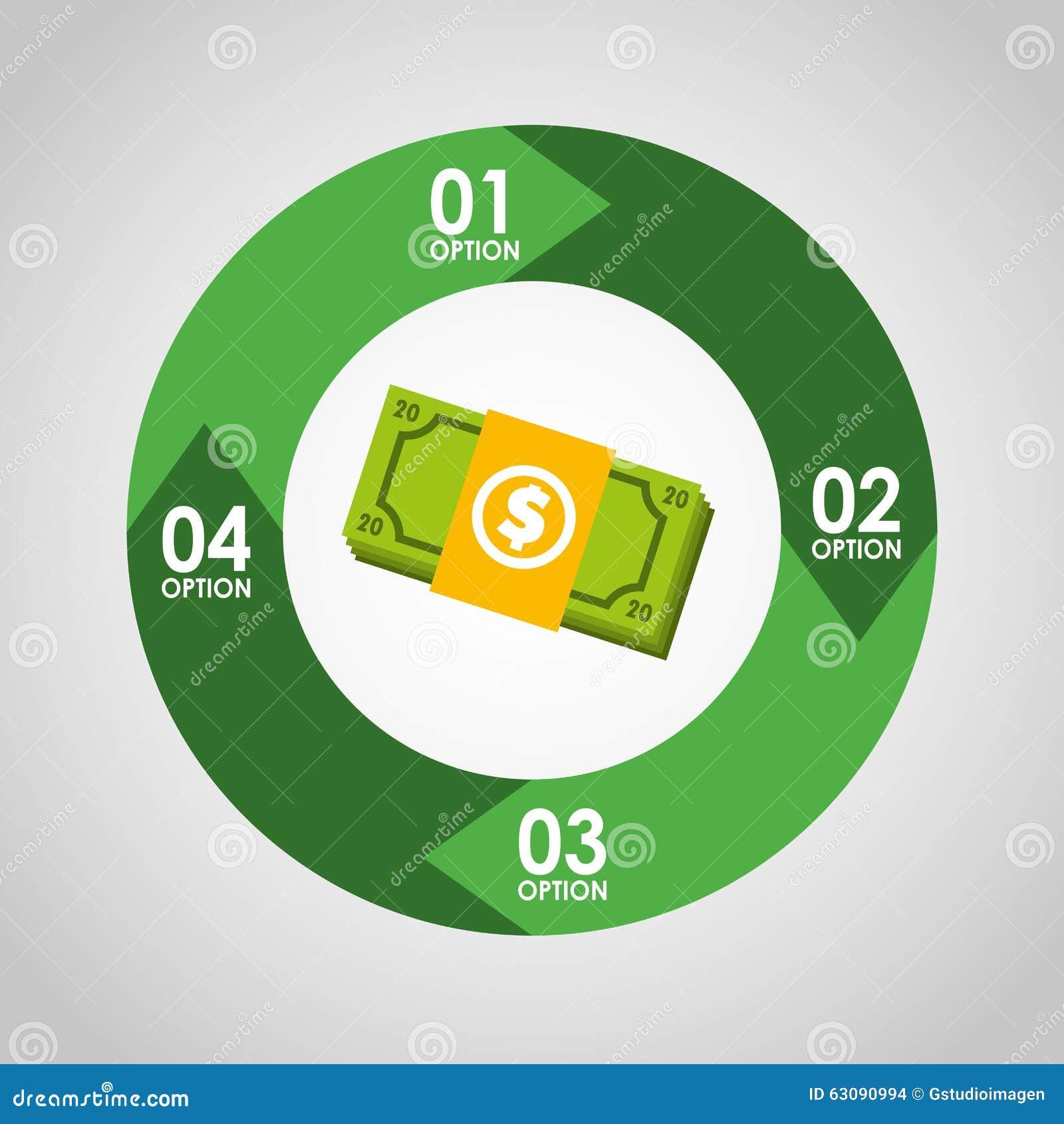Download Conception De L'avant-projet D'argent Illustration de Vecteur - Illustration du fond, financier: 63090994