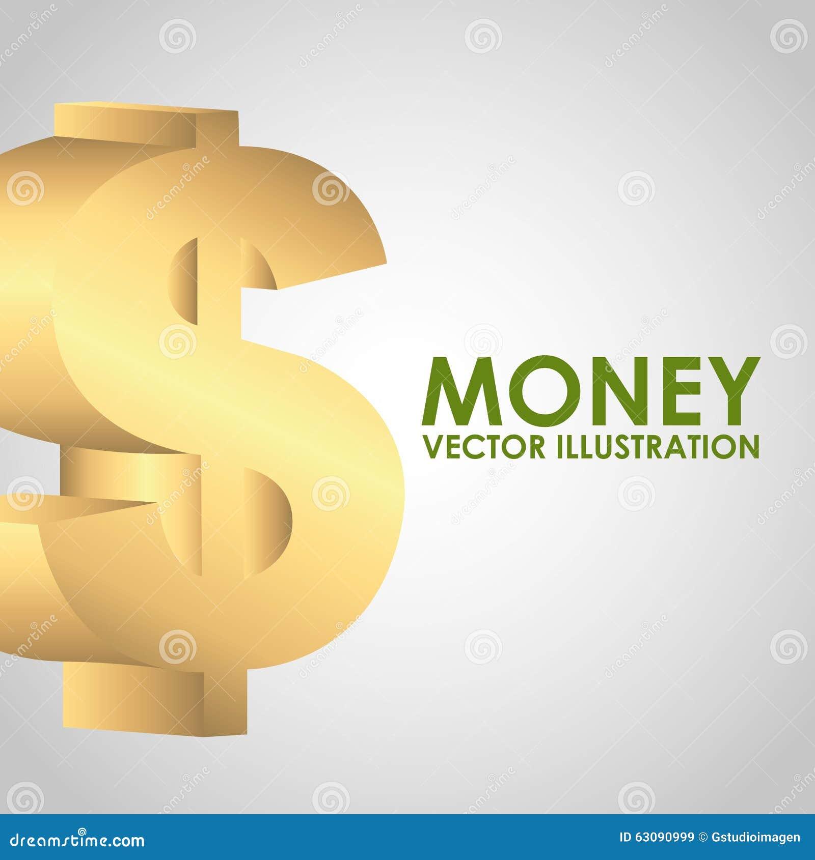Download Conception De L'avant-projet D'argent Illustration de Vecteur - Illustration du vecteur, isolement: 63090999