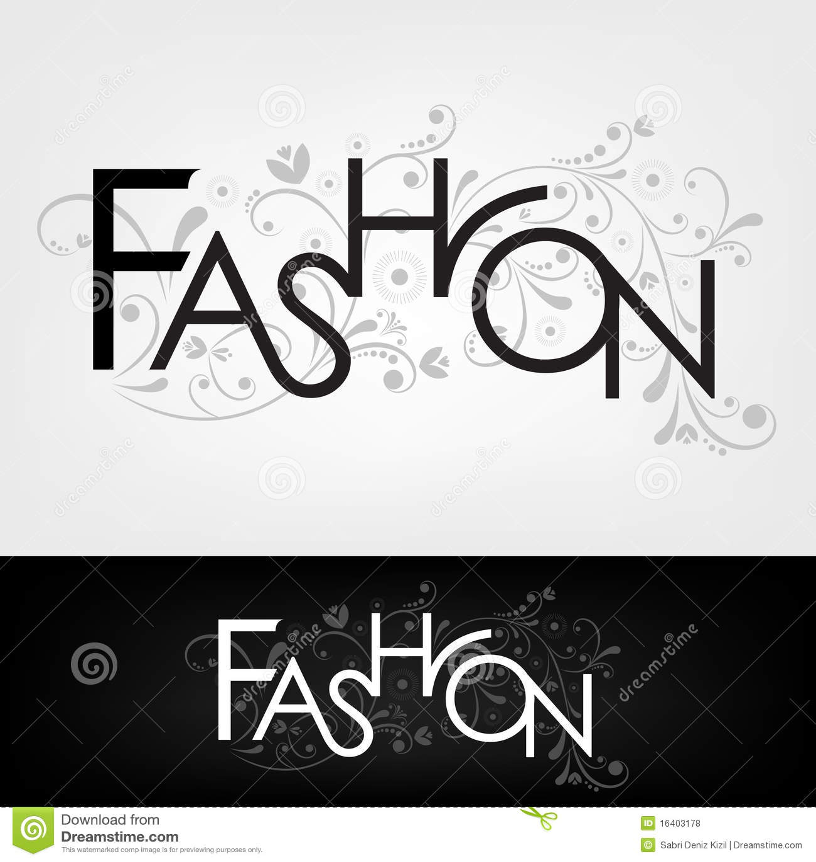 Conception de mode