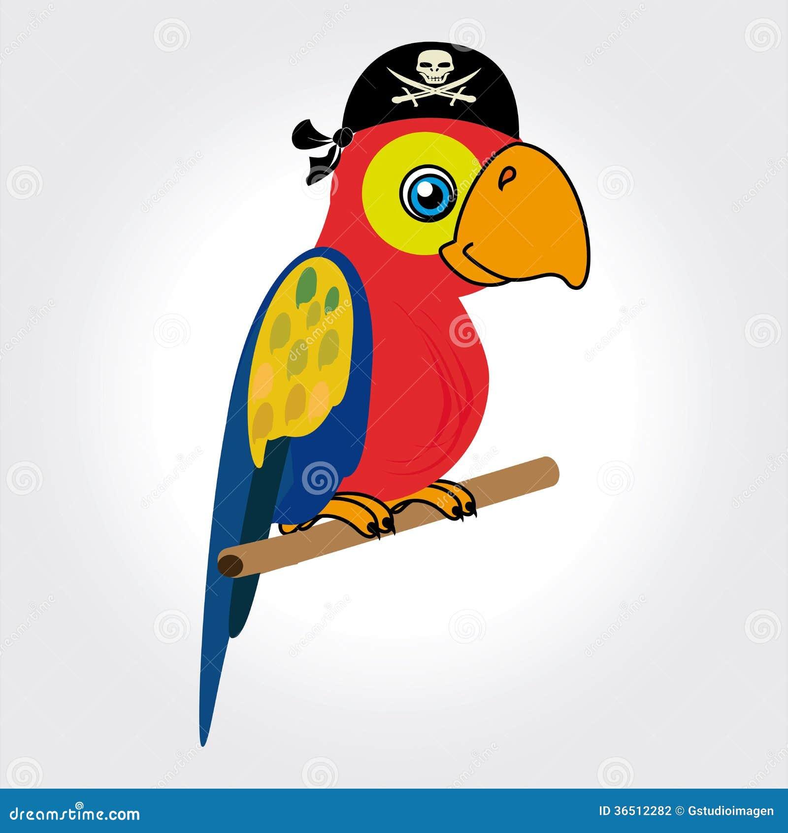 Conception de perroquet