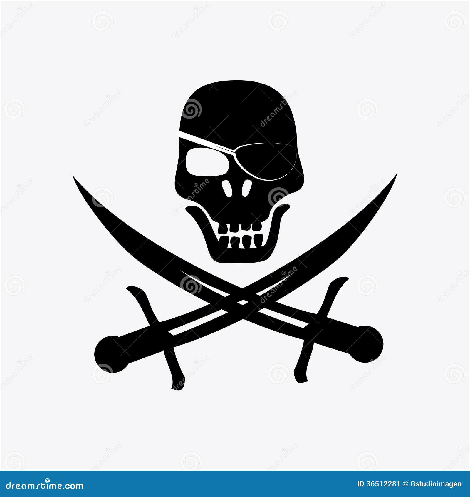 Conception de pirate