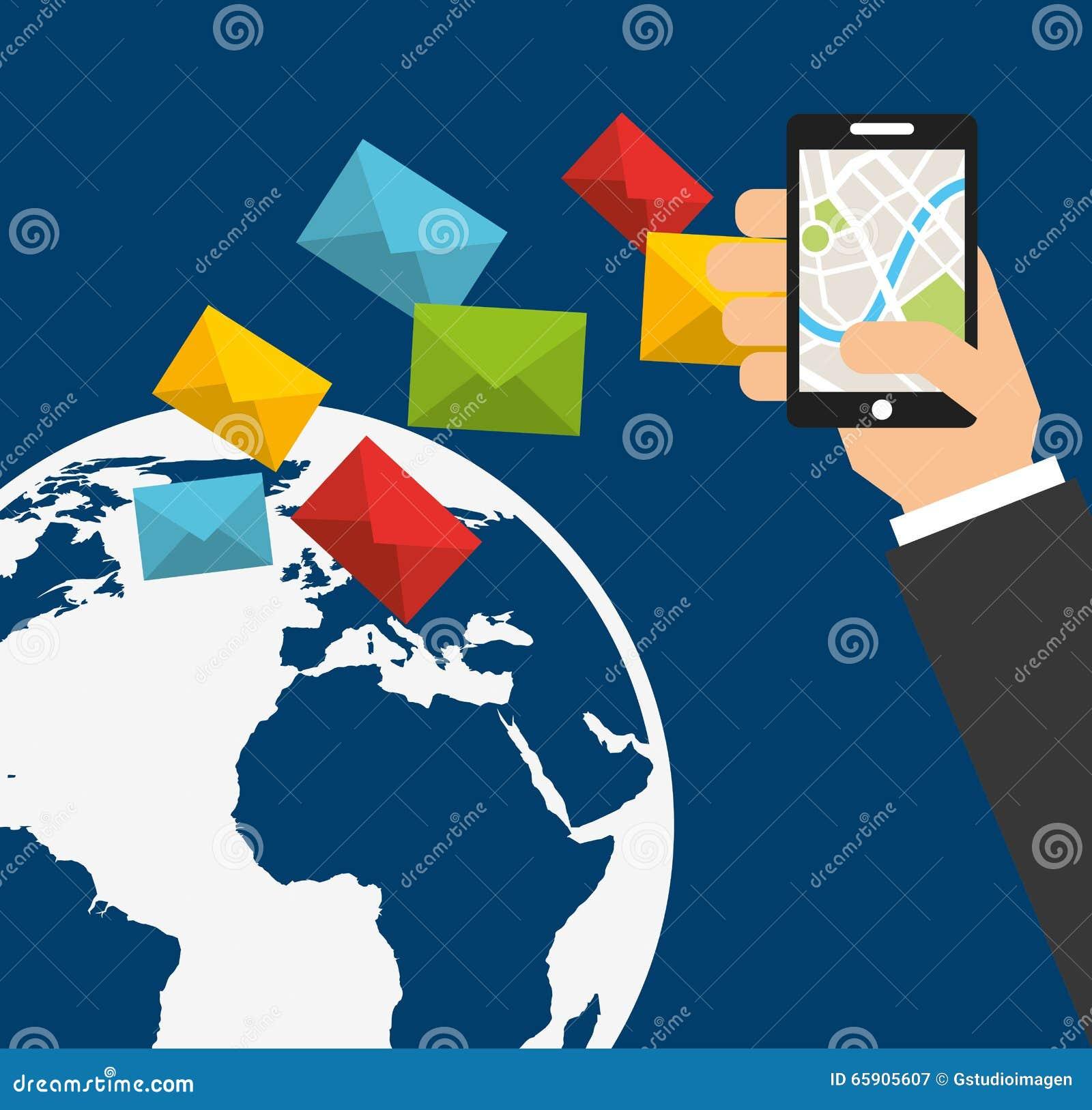 Conception de service de messagerie de courrier