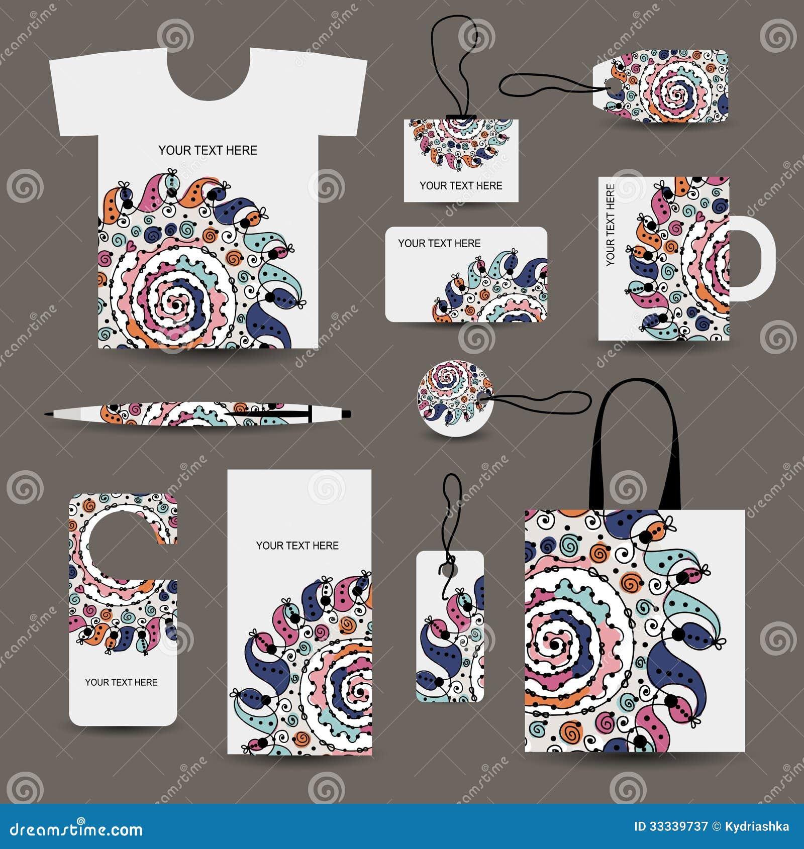 photographie stock libre de droits conception style d entreprise constitue en socit t shirt labels image