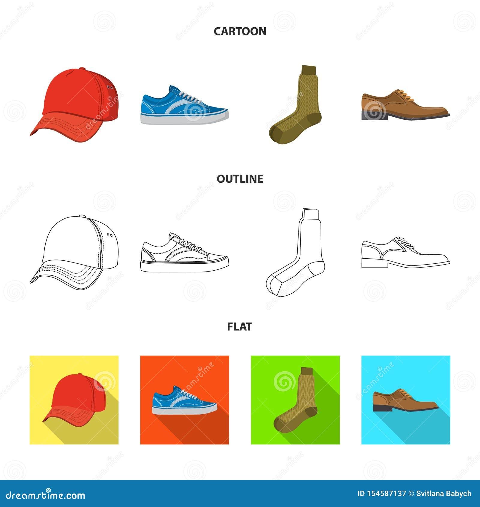 Conception de vecteur de logo de l homme et d habillement Collection de l homme et ic?ne de vecteur d usage pour des actions