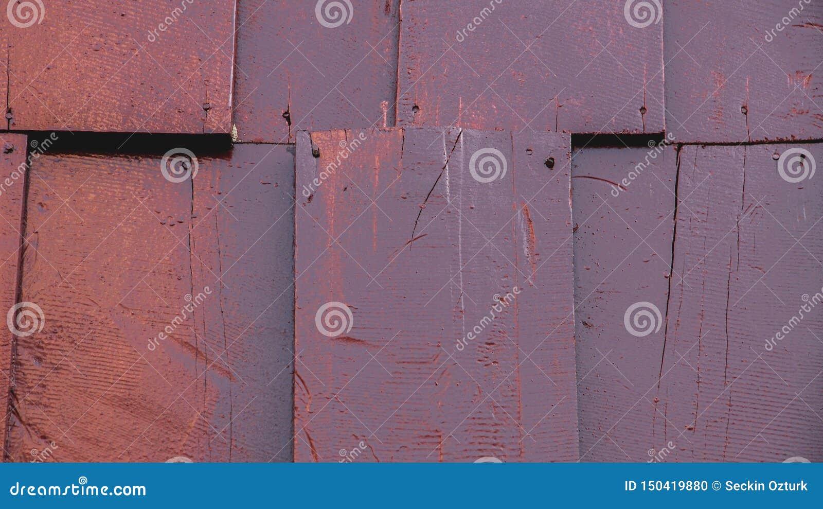 Conception en bois antique de porte en Asie