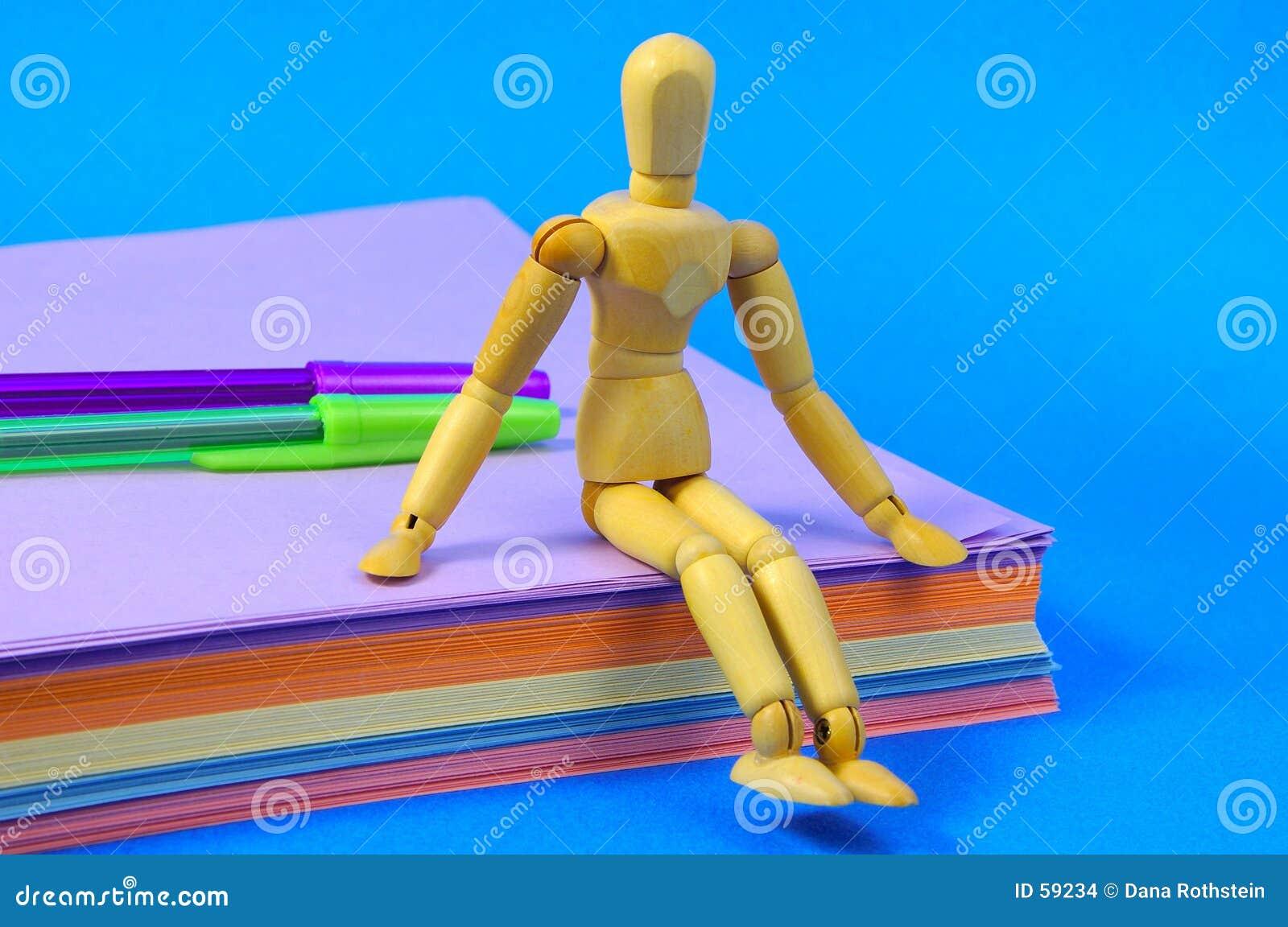 Download Conception graphique photo stock. Image du poupée, dessins - 59234