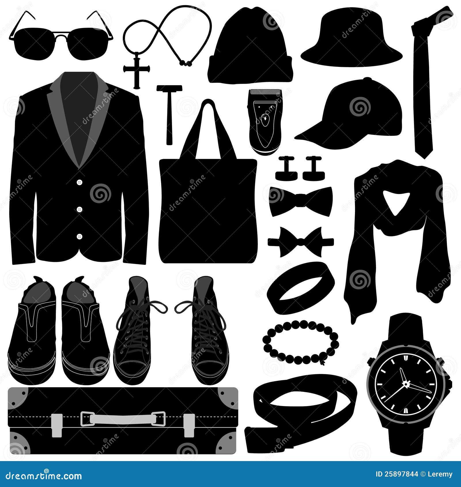 Conception mâle de mode d accessoires d usure de vêtement d homme