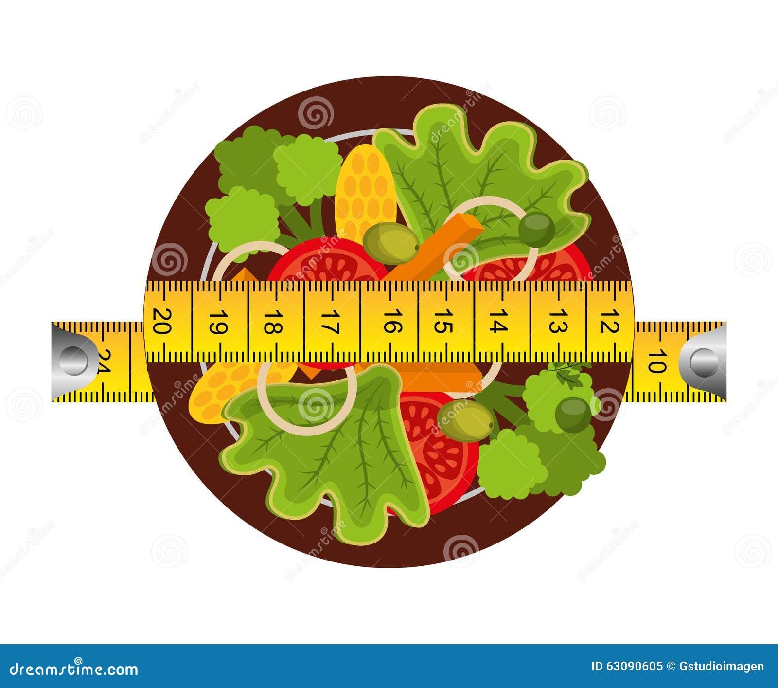 Download Conception Saine De Mode De Vie Illustration de Vecteur - Illustration du maïs, santé: 63090605