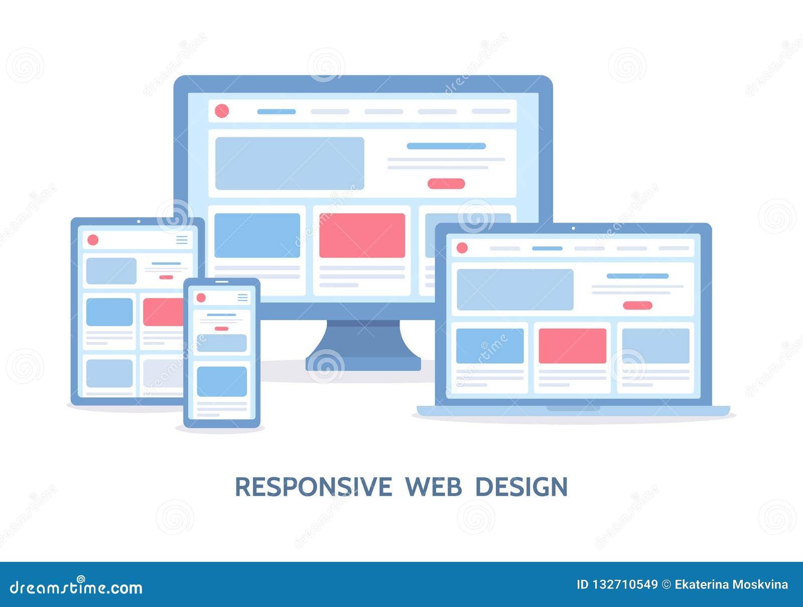 Conception web sensible