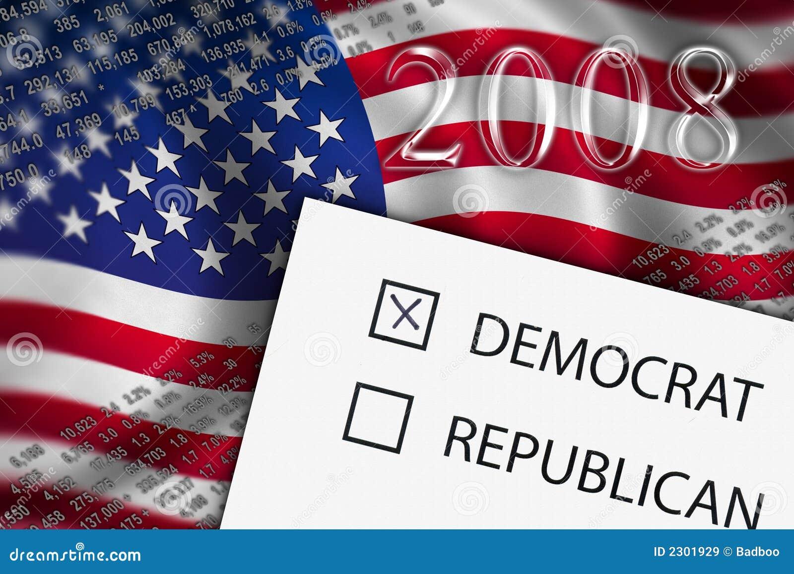 Concepto 2008 del voto