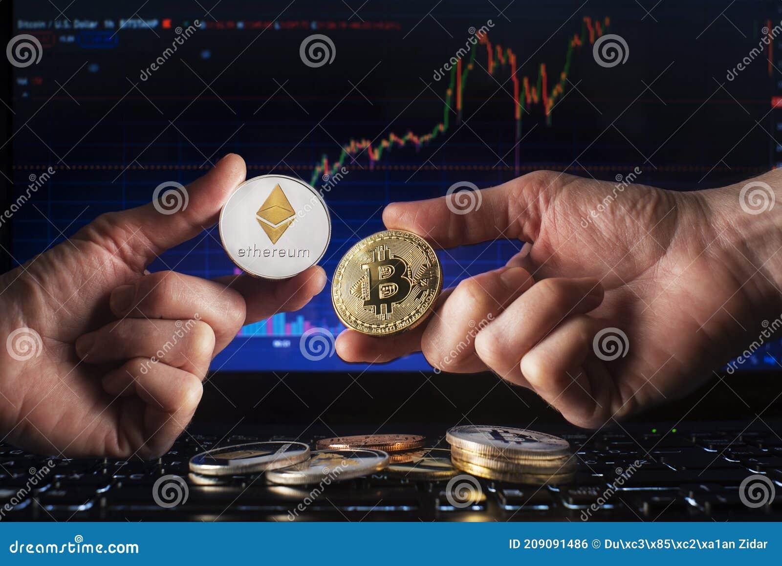 Qual è la differenza fra Ethereum e Bitcoin?