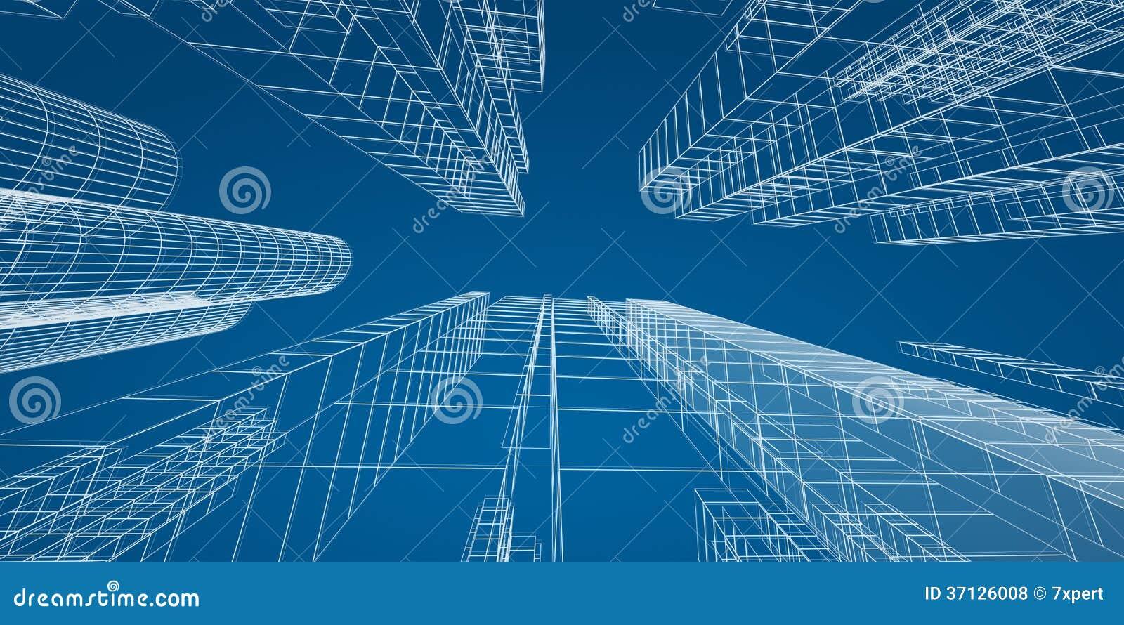Concepto de la ciudad